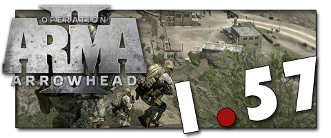 Патч для ArmA 2: Operation Arrowhead версия 1.57
