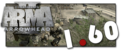Патч для ArmA 2: Operation Arrowhead версия 1.60